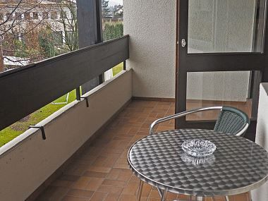 Balcony double room