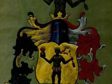 Koch family coat of arms
